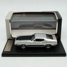 1:43 Premium X Ford Mustang Mach 1 1973 Silver PRD398J Limited Edition Resin