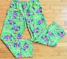 Women's Christmas Disney EEYORE Fleece PJ's-Pajama Lounge Pants_Size Large L
