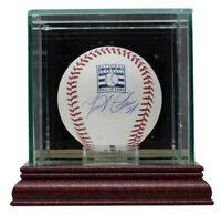 Miguel Cabrera Signed Detroit Tigers Hall of Fame MLB Baseball w/Case JSA ITP