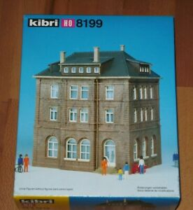 "Kibri Bausatz "" Bahnbetriebsgebäude """