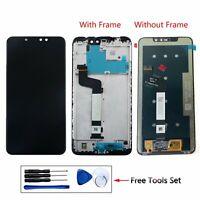 Pantalla LCD Táctil Screen Digitalizador Asamblea Para Xiaomi Redmi Note 6 Pro