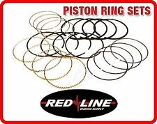 *CHROME PISTON RINGS* Mitsubishi 2.4L SOHC L4 16v '4G69'  2004-2010  STD 020