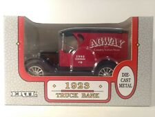 1923 Delivery Truck #8 Agway In Red & Black 1:25 Scale Diecast Ertl 1993 dc2150