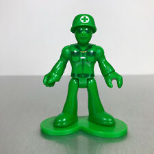 Imaginext Toy Story Adventures ARMY MEN figure Medic w/stand