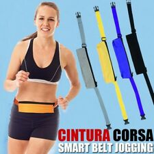 Cintura Marsupio da Corsa Sport Jogging Porta Cellulare Smarphone Portachiavi