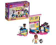 LEGO Friends 41329 Olivia's Deluxe Bedroom Set Immaculate, 100% Complete + Box