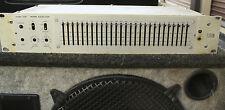 Vintage Urei 539 Room Equalizer 27 Band Eq Rack United Recording Electronics Inc