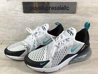 Men's Nike Air Max 270 Black/White/Dusty Cactus AH8050-001 Size 8.5