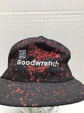 Vtg 80s Dale Earnhardt Nascar Racing Hat