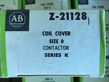 LOT of 11 ALLEN BRADLEY Z-21128 COVER COIL SIZE 0 (NIB)