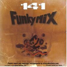 Funkymix 141 LP Eminem Nicki Minaj Keri Hilson Nelly Mohombi Gucci Mane New Boyz