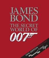 James Bond the Secret World of 007, DK | Hardcover Book | Good | 9781405316026