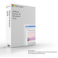 MS Microsoft Office 2019 Home & Student für Windows Vollversion