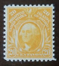 PHILIPPINES STAMP #297 mint lightly hinged original gum.