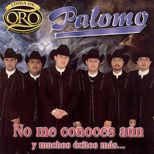 No Me Conoces Aun Y Muchos Exitos Mas: Linea Oro by Palomo