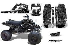ATV Decal Graphic Kit Quad Wrap For Yamaha Banshee Full Bore 1987-2005 REAPER K