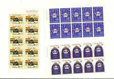 MOROCCO ROYAUME DU MAROC 1983 MEDITERRANEAN GAMES SCOTT # 552-84 BLOCKS 10 MNH