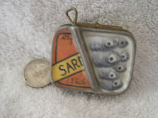 Authentic Limoges Hand Painted Sardine Can.