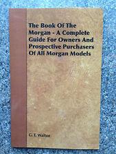 Morgan cars racing engines tuning J.A.P. models maintenance classic vintage