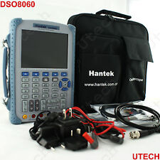 HANTEK Portable DSO8060 60MHz Five-in-one Handheld Oscilloscope Spectrum genera