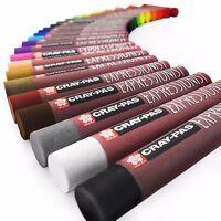 Sakura Cray-Pas Espressionista Olio Pastelli – 10mm x 71mm - Confezione 25 -