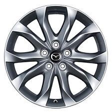 Genuine Mazda 3 2011-2017 - 18 inch Alloy Wheel Design 152 - # 9965-22-7080-CN