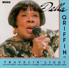 Della Griffin - Travelin' Light  (CD, Apr-1995, Muse (USA) New and sealed