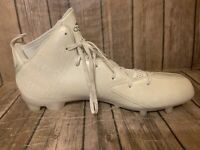 Adidas Crazy Quick 2.0 Mid Football Cleats Mens Size 13 White S83959  J