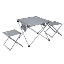Camping - 2er Set aus Aluminium