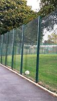 358 Prison Mesh/ 2m high/Security Fencing/ Perimeter Fencing