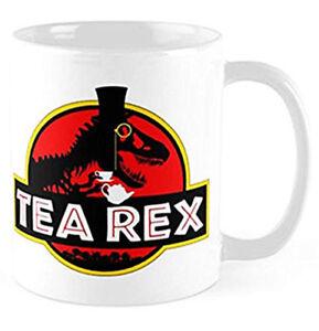 Jurassic Park - World Tea Rex Coffee Mug