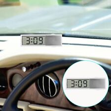 Digital LCD Table Auto Car Dashboard Desk Date Time Calendar Small Clock Useful