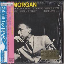 Lee Morgan – Volume 2 - Sextet BLUE NOTE RVG JAPAN MINI LP CD Hank Mobley