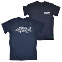 FB Fishing Tee Fish Hooks Novelty Birthday Christmas Gift Present Mens T-Shirt