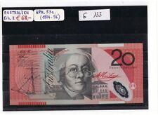 Australien 20 Dollars WPM. 53a. Erhaltung 1