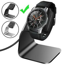 Compatible Con Samsung Galaxy Watch Charger 42Mm 46Mm Gear S3 Charger Dock