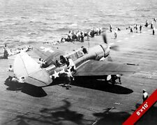 CURTIS HELLDIVER BATTLE OF LEYTE GULF PHOTO WWII WORLD WAR II ART CANVAS PRINT