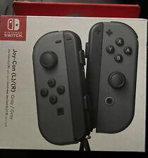 Nintendo Switch Joy-Con Controllers - Gray (HACAJAAAA)