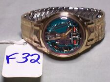Bulova accutron M9 running 1969 214 Space view tunning fork watch