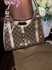 Gucci handbag  vantage authentic used