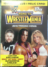 WWE 2015 Road To Wrestlemania Blaster Value Box, CANADIAN VERSION