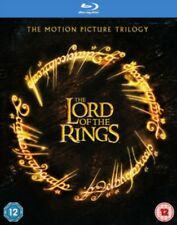 The Lord Of The Rings - Trilogy (3 Discos) Blu-Ray Nuevo Blu-Ray (1000525181)