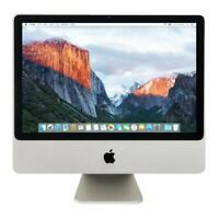 "Apple iMac A1224 20"" - Core 2Duo@2.66GHz,4GB RAM, 250GB HDD-TESTED-Grade B"