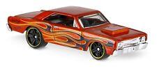 Hot Wheels Cars - '68 Dodge Dart Orange 2017 HW Flames #249/365