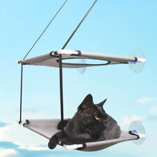 Cat Kitten Hanging Radiator Pet Dog Bed Basket Sleep Cradle Suction Cups Hammock