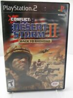 Conflict: Desert Storm II -- Back to Baghdad (Sony PlayStation 2, 2003)