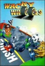 Wacky Wheels PC CD Apogee classic arcade go-kart racing animals cart friend game
