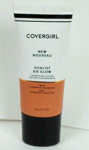 Covergirl Vitalist Go Glow Luminizing Lotion 2 Sunkissed