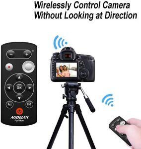 AODELAN Wireless Shutter Release For Nikon COOLPIX P1000 A1000 P950 Z50 B600