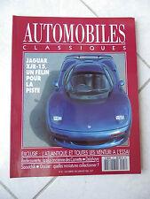 Magazine Automobiles Classiques n°47 Jaguar XJR-15 Venturi Atlantique Saoutchik